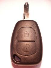 REPLACEMENT 2 BUTTON KEY FOB CASE SHELL FOR VAUXHALL VIVARO REMOTE KEY