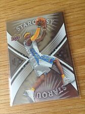 Allen Iverson Upper Deck Starquest NBA Basketball trading card