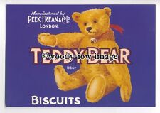 ad0313 - Peek Frean & Co Ltd - Teddy Bear Biscuits - Modern Advert Postcard