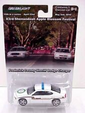 2 Car Set Green Machine &  83rd Shenandoah Apple Blossom Festival Greenlight