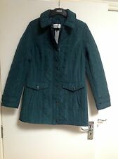M&S Collection, Classic Water repellent Coat Size 8