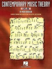 Music Reference Ser. Music Theory: Contemporary Music Theory : A Complete...
