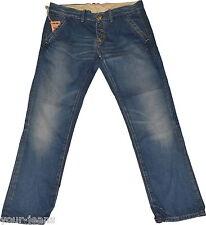 Replay jeans w 3811 w28 Capri 7/8 used look NEUF
