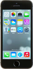 Apple iphone 5S 64 GB New Factory Unlocked Grey Color 1 year seller warranty