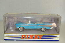 DINKY DY DY027/B CHEVROLET BEL AIR CONVERTIBLE WITH REAR LIGHTS MIB RARE SELTEN!