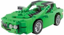Brand new BEN10 Kevins voiture construction set inc micro figure (210 pièces) de noël