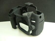 Silicone Armor Skin Case Camera Cover Protector Bag For Nikon D7000