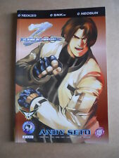The KIng of Fighters Zillion  Andy Seto vol.15  [G370L]
