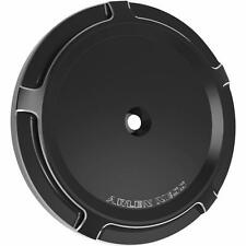 Arlen Ness Stage 1 Beveled Black Cover Big Sucker Air Cleaner Kits Harley 18-779