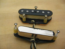 Dawgtown Vintage '62 Tele Telecaster Pickups AlNiCo 5 Nickel Hand Wound