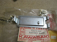 KAWASAKI NOS BATTERY BAND KE100 G4TR G5      92072-037