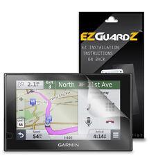 5X EZguardz Screen Protector Skin Cover Shield 5X For Garmin Nuvi 2589 (Clear)