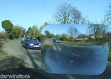 WIDE ANGLE PARKING LENS * Blind Spot Rear View Car * Back Window Reversing Aid