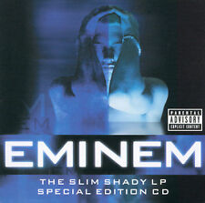 Slim Shady LP [Special Edition CD] [PA] [Limited] by Eminem (CD, Jul-2000, 2...