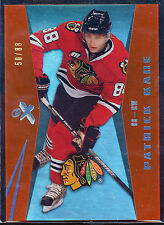 2008-09 EX HOCKEY PATRICK KANE ESSENTIAL CREDENTIALS 50/88