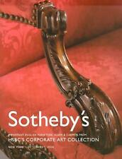 Sotheby's // HSBC'S Corp. Fine Art-n-Antique Collect. Post Auction Catalog 2004