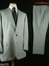 Oxxford Clothes Neiman Marcus 2 button Suit Onwentsia 44T W39 L30