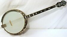 Vintage Bacon & Day (B&D) Silver Bell Tenor Banjo