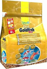 Tetra Pond Mezcla de oro 560g/4L Koi Y Goldfish Fish Food