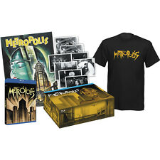 METROPOLIS EDICIÓN EXCLUSIVA CAMISETA + 8 POSTALES + POSTER EXCLUSIVO BLU-RAY