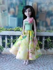 Handmade dress outfit for Tonner Doll with Ellowyne body 16""