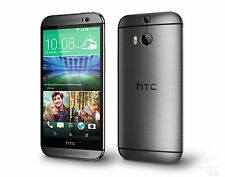 "ORIGINALE HTC One M8 Smartphone Sbloccato 5"" QUAD CORE 32GB 4G LTE"
