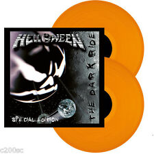 HELLOWEEN - THE DARK RIDE, 2015 GERMAN ORANGE vinyl 2LP, 011/300! SEALED!