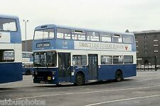 Tayside No.55 Dundee Depot 1986 Bus Photo