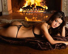GRACE PARK 8X10 PHOTO PICTURE PIC HOT SEXY BRA AND PANTIES 38
