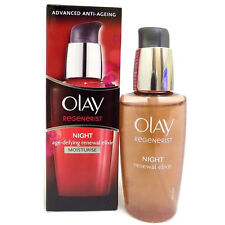 OLAY REGENERIST NIGHT AGE DEFYING RENEWEL ELIXIR - 50ML