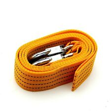 New Car 3 Tons 3M Emergency Heavy Tow Duty Rope Cable Towing Strap with Hooks