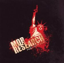 MOB research Holy City zoo CD 2009