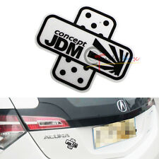 (1) JDM Japanese Style Band Aid JDM Concept Sticker Decal For Car SUV Trucks