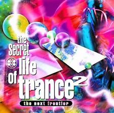 Secret Life of Trance 2 Friends, Lover's & Family, Air Liquide, Cybertrax.. [CD]