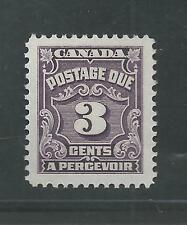 CANADA # J16B MNH POSTAGE DUE