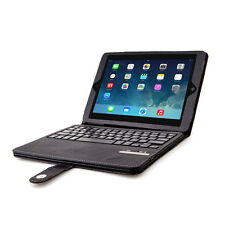 LuvTab NOIR Apple iPad Air / iPad 5 (2013) GENIUS Clavier Bluetooth étui