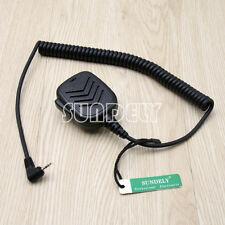 Garmin Hand held Shoulder Mic Speaker GPS/Radio Rino-110 Rino-120 Rino-130