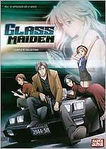 GLASS MAIDEN COMPLETE COLLECTION - DVD - Region 1 - Sealed