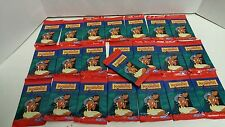 22 UNOPENED PACKS 1995 SKYBOX POCAHONTAS TRADING CARDS DISNEY MOVIE MEMORABILIA
