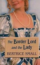 The Border Lord and the Lady (Thorndike Romance)