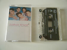 TAKE THAT EVERYTHING CHANGES CASSETTE TAPE SINGLE BMG UK 1994