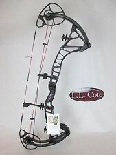 New Bowtech RPM 360 Left Hand 50-60lbs 24-30in. Black Ops