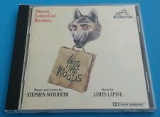 Into the Woods: Original London Cast Recording CD