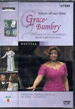 GRACE BUMBRY - RECITAL - VOICES OF OUR TIME - DVD (NUOVO SIGILLATO)