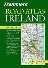 Frommer's Road Atlas Ireland-ExLibrary