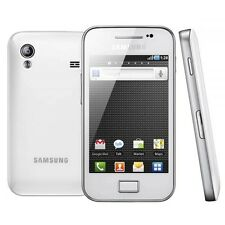 Samsung GALAXY Ace GT-S5830 Unlocked- Pure white ANDROID Cheapest on eBay unlock