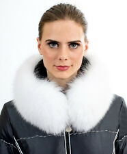 Down Coat Jacket Parka w/ Arctic Fox Fur sz 2XL US 14 16 EU 46 $895 Пуховик Лиса