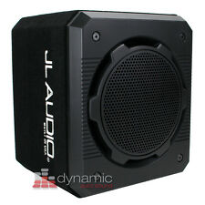 JL AUDIO CS110G-W6v3 Loaded (1) 10W6v3 Subwoofer Sealed Enclosure ProWedge New
