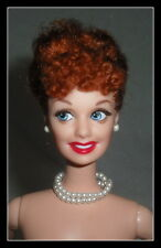 NUDE BARBIE MATTEL CELEBRITY DOLL I LOVE LUCY RADIANT REDHEAD BLUE EYES FOR OOAK