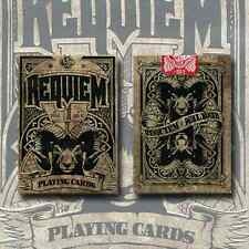 Requiem Autumn Deck Playing Cards Poker Size USPCC Custom Limited Edition Sealed